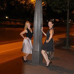 Mother Daughter Bar Method Teachers Do Thigh Work Together In Paris Shannon From The