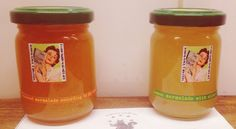 Orange 1930's Marmalade & Lemon Marmalade with Elderflower