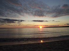 Petoskey, MI sunset