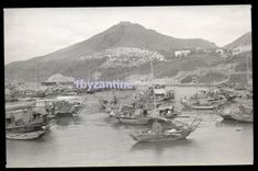 Hong Kong Sai Wan Bay Harbour Photograph Negative China 1959 Boats Junks for sale on ebay 24th June 2019 by 1byzantine