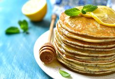 Nutrisystem provides a delicious and unique recipe for Lemon Poppy Seed Pancakes you'll love.