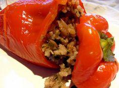 peperoni alla turca de la sposa turca