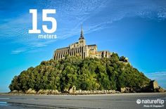 Number of the Day - Visit Mont-Saint-Michel