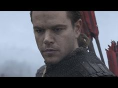 'The Great Wall' (2017) Official Trailer | Matt Damon, Zhang Yimou - YouTube