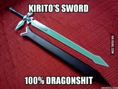 SAO Fans will know. I'm a nerd.