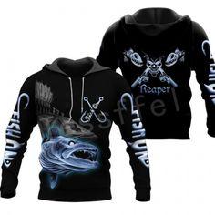 """Tessffel New Fashion Animal Marlin Bass Fishing Harajuku casual Pullover Zipper/Hoodie/Sweatshirt/Jacket/Mens Womens Fishing Shirts, Hoodies, Sweatshirts, Printed Shirts, New Fashion, Harajuku, Pullover, Casual, 3d"