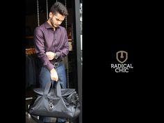 Radical Chic. Para homens que têm o prazer de se vestir bem.  #RadicalChic #ModaMasculina