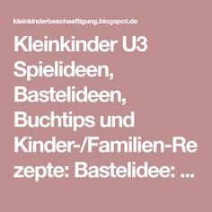 Kleinkinder U3 Spielideen, Bastelideen, Buchtips und Kinder-/Familien-Rezepte: Bastelidee: Ostereier mit Rasierschaum-Farbe
