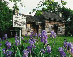 Crockett Tavern Morristown  TN  #appalachia