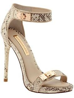 Entreat by BCBGMAXAZRIA. Platform High Heel Sandal / Piperlime