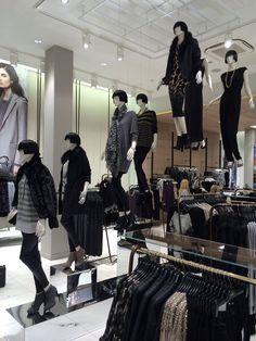 Floating Mannequins | Wallis | Bluewater New Concept Store  Panache Pure & Simple #mannequins