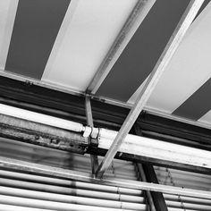 http://www.flickr.com/photos/johnbogeman2/9052779075/ #johnbogeman2 #photography #BloomingtonIN #downtown #blackwhite #awning