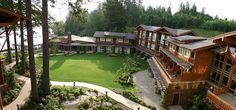 Alderbrook Resort & Spa - Union, Wasington http://www.alderbrookresort.com/