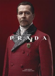Oh, I'm sorry, I can't hear you over how awesome Gary Oldman is