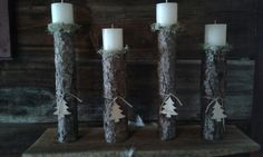 Adventskranz alt Holz Advent, Candle Sconces, Candle Holders, Wall Lights, Candles, Home Decor, Old Wood, Crown Cake, Appliques