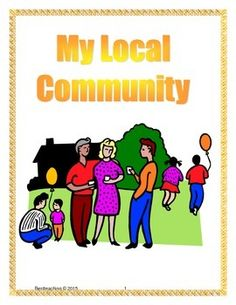 My Local Community Canadian Social Studies, Reading Projects, Student Learning, Lesson Plans, Curriculum, Students, Meet, Study, Community