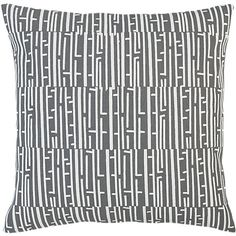 "fence 20"" pillow in view all rugs/pillows 