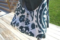 Messenger Bag in Teal by MadisonReeceDesigns on Etsy, $42.00
