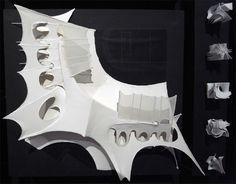 13th international architecture exhibition: arum by zaha hadid