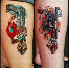 36 Geeky Tattoos That'll Make You Want To Get Inked