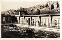 corwin hot springs montana early 1900's Yellowstone Hot Springs, Hot Springs Arkansas, Banff, British Columbia, Montana, Alaska, Arizona, Colorado, California