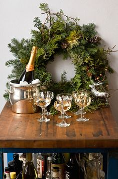 Who doesn't love a good holiday cocktail party? It's the perfect excuse to don something sparkly and pretend to be fancy show your sophisticated side. But as anyone who's hosted ...read more