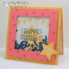 Confetti Celebration 2 - Stamp With Amy K