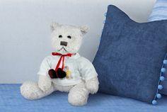 Perfektes Geschenk: Kuschelbär mit Foto T-Shirt Foto T Shirt, Teddy Bear, Animals, Photos, Easter Bunny, Stuffed Toys, Cute, Searching, Animais