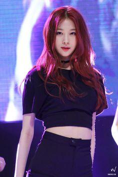Nine Muses Minha Nine Muses Minha, Hyuna, Cute Girl Dresses, Red Hair Color, Thing 1, Korean Celebrities, Girl Bands, Beautiful Asian Girls, Aesthetic Girl
