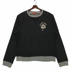 Vintage Nike Athletic Dept Crewneck Sweatshirt Small Logo Spellout Nike Streetwear Fashion XLarge Size Vintage Sweatshirt. by ClockworkThriftStore on Etsy Vintage Nike, Streetwear Fashion, Crew Neck Sweatshirt, Street Wear, Athletic, Logo, Sweatshirts, Sweaters, Etsy