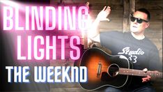 Have you learned to play this song yet? New video lesson on our YouTube channel #studio33guitar #guitarlesson #guitar #blindinglights #theweeknd Guitar Songs For Beginners, Guitar Pics, The Weeknd, Guitar Lessons, Playing Guitar, Lights, Learning, Concert, Videos