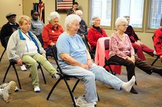 E7YO_Senior_Exercise_if you cannot walk or run you can move your legs on chair too or even in bed!