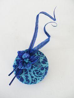 Dutch design purple blue sinamy base by MarcusArtandFashion, $169.00