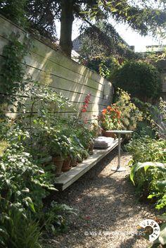 Tiny Garden Ideas, Home And Garden, Balcony Garden, Garden Bridge, Outdoor Spaces, Outdoor Living, Starting A Garden, Backyard, Patio