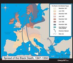 the black death ravaged europe for four agonizing years The black death, a severe epidemic that ravaged fourteenth-century europe, has intrigued scholars ever since francis gasquet's 1893 study contending that this.