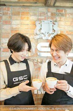 Shinee Onew & Taemin