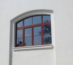 čtyřdílné okno