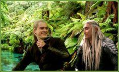 King Thranduil: Atto ar yondo by Ysydora on DeviantArt Kili Hobbit, Legolas And Thranduil, Tauriel, Aragorn, Bilbo Baggins, Thorin Oakenshield, Tolkien, Der Hobbit Film, Orlando Bloom Legolas