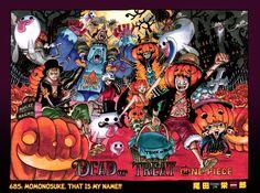 Halloween One Piece