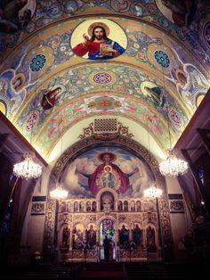 St. George Greek Orthodox Church. Fresno, Ca