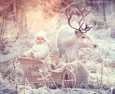 Obrazom: Ruska tvorí úžasné fotografie detí a zvierat | Dobré noviny