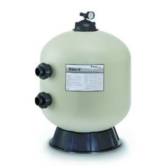 Pentair 140212 Triton II Side Mount Fiberglass Sand Pool Filter with ClearPro Technology , Square Feet, 63 GPM (Residential), without Valve or Unions Pool Filter Sand, Pool Sand, Swimming Pool Filters, Swimming Pools, Portable Spa, Internal Design, Fiberglass Pools, Sand And Water, Water Flow