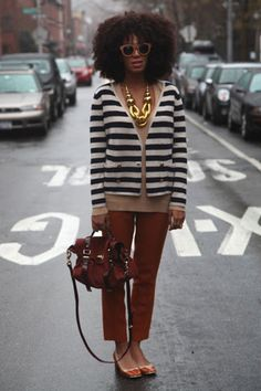 Solange Knowles - Today I'm Wearing - Day 8