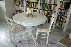 Tavoli Shabby Chic On Line : Sala tavolo con sedie dining table shabby