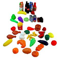 Mini Market Grocery Play Food Set -- Check this awesome product by going to the link at the image.