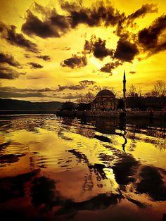 Golden Hours by Mustafa ILHAN on 500px - Golyazi - Turkey