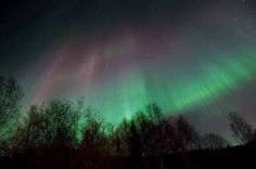 What To Do In Anchorage - Watch Aurora Borealis