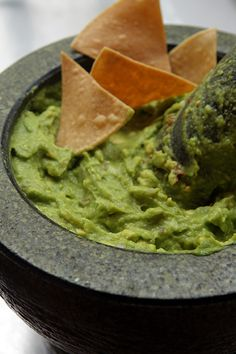 Guacamole recipe | David Lebovitz