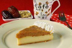 Datolyakrémes torta sütés nélkül (paleo)
