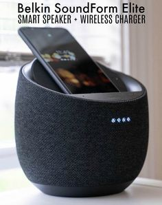 Create a whole-home audio experience and play your music in multiple rooms at the same time. Designed to pair with another SoundForm Elite or any Google Assistant-enabled smart speaker, it's easy to listen to the playlists, podcasts, and songs you love no matter what room you are in. #affiliatelink Whole Home Audio, Audio Music, Bluetooth Speakers, Audio Equipment, Playlists, Gadgets, Rooms, Technology, Electronics